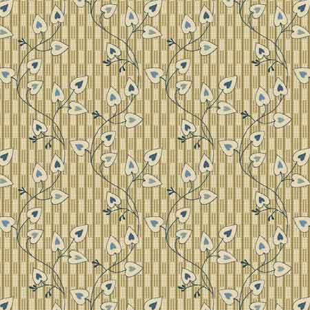 Andover Blue Sky Fabrics by Edyta Sitar for Laundry Basket Quilts - A-8507-N Sweetheart Twilight