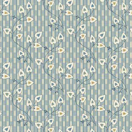 Andover Blue Sky Fabrics by Edyta Sitar for Laundry Basket Quilts - A-8507-W Sweetheart Brisk