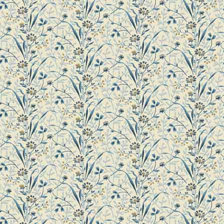 Andover Blue Sky Fabrics by Edyta Sitar for Laundry Basket Quilts - A-8508-B Canopy Brisk