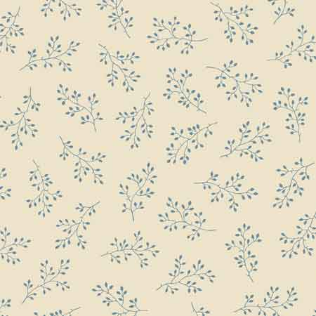 Andover Blue Sky Fabrics by Edyta Sitar for Laundry Basket Quilts - A-8511-L Windswept Mountain Top