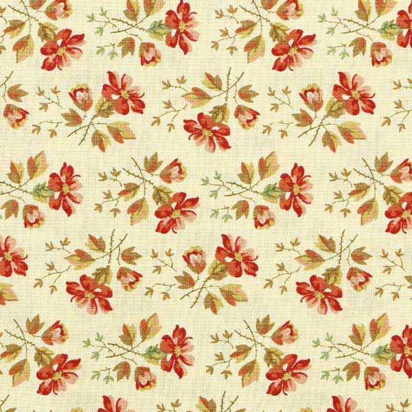 Andover Crystal Farm Fabrics by Edyta Sitar for Laundry Basket Quilts - A-8615-L Wildflower Oats