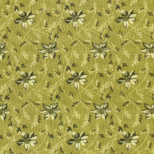 Andover Sequoia Fabrics by Edyta Sitar for Laundry Basket Quilts - ANDOVER-SEQUOIA-BUDS-AND-VINE-8753-G-FOOTHILLS