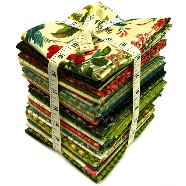 Andover Sequoia Fabrics by Edyta Sitar for Laundry Basket Quilts -