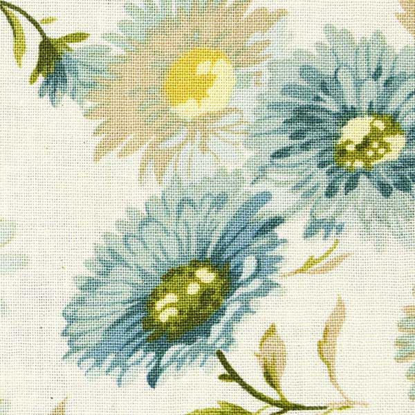 Andover Sequoia Fabrics by Edyta Sitar for Laundry Basket Quilts - ANDOVER-SEQUOIA-DAISIES-8751-T-GRANITE
