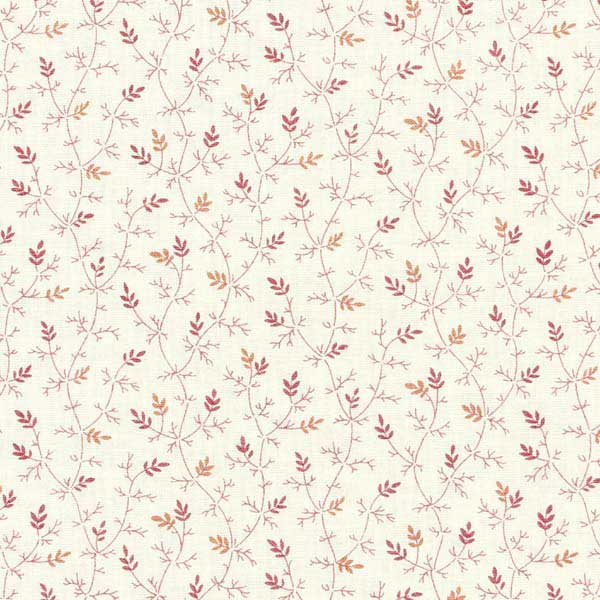 Andover Sequoia Fabrics by Edyta Sitar for Laundry Basket Quilts - ANDOVER-SEQUOIA-MEADOW-8756-E-TOUCH-OF-PINK