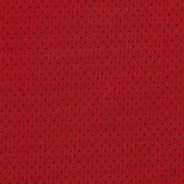 Andover Sequoia Fabrics by Edyta Sitar for Laundry Basket Quilts - ANDOVER-SEQUOIA-STARS-8760-R-RASPBERRY