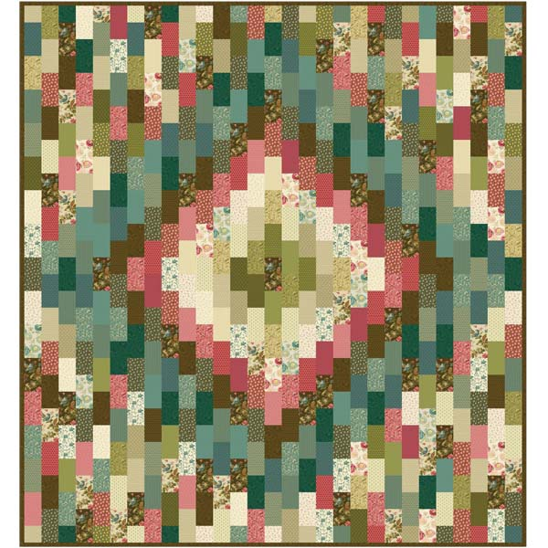 Andover Sequoia Fabrics free quilt Pattern by Edyta Sitar