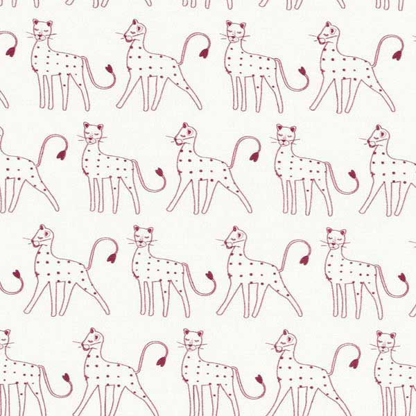DASHWOOD STUDIO SERENGETI SRGT-2290 CREAM LEOPARDS