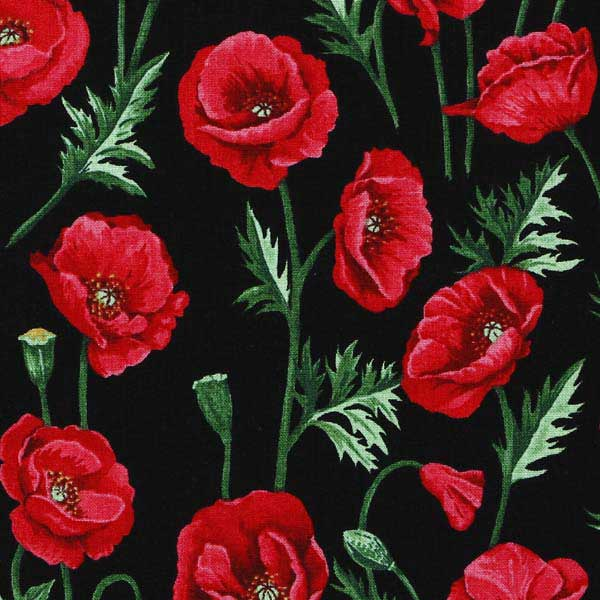 Click image to view Flora and Fauna Fabrics
