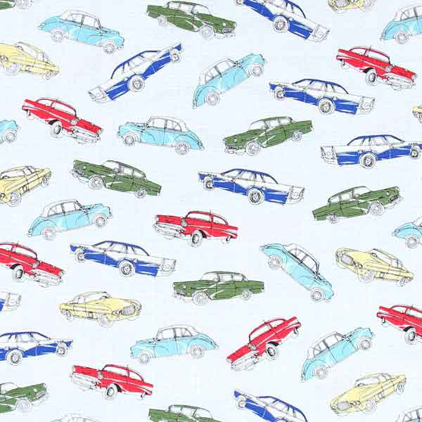 saloon car fabric for patchwork