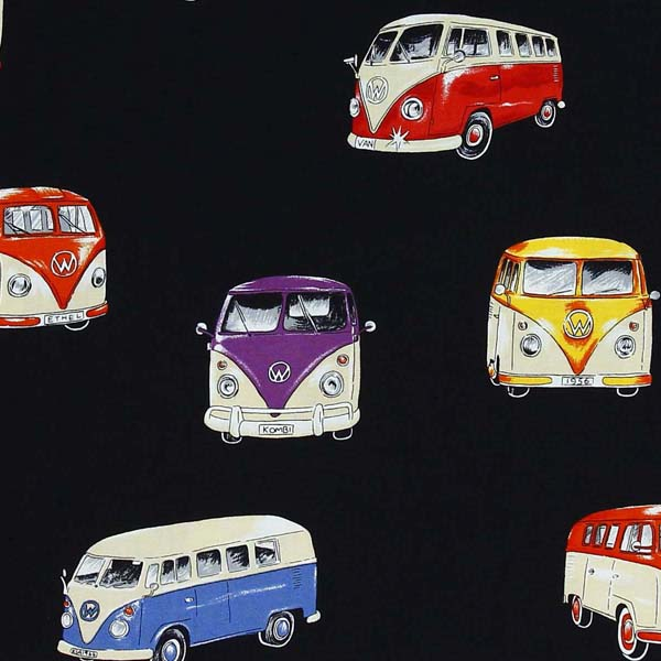 VW camper vans fabric NUTEX_ON_TOUR_87020-2