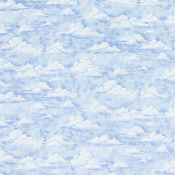 sky and clouds fabric for patchwork NUTEX_SKY_86530-2