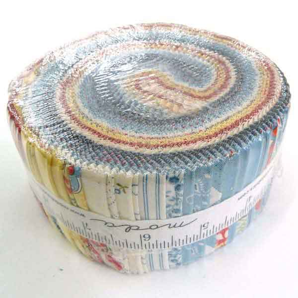 Moda Jelly Roll Anns Arbor by Minick and Simpson