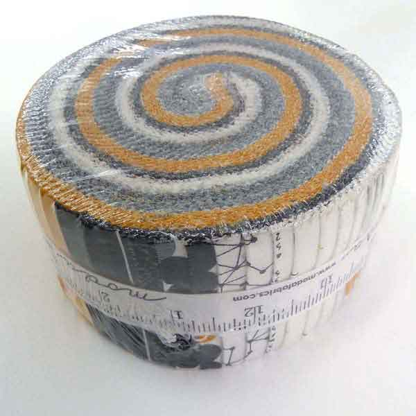 Moda Jelly Roll Fragile by Zen Chic