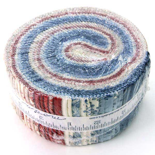 Moda Jelly Roll Holly Woods by 3 Sisters