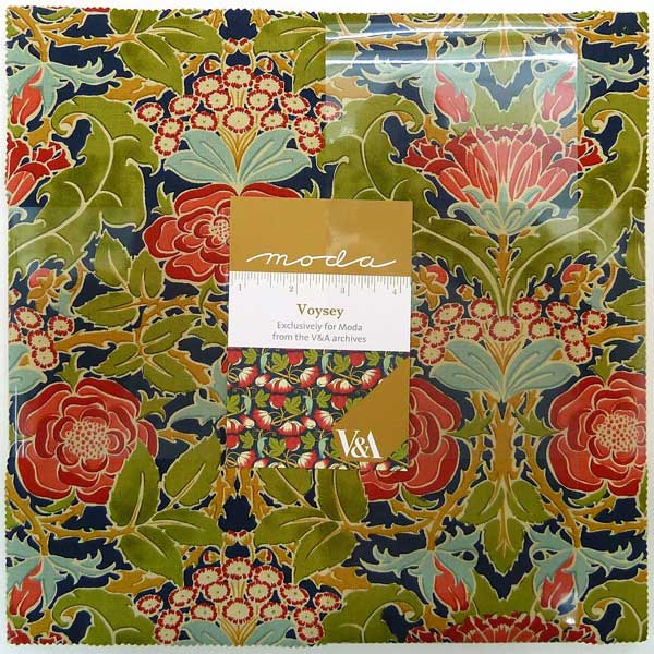 Moda Layer Cake Voysey