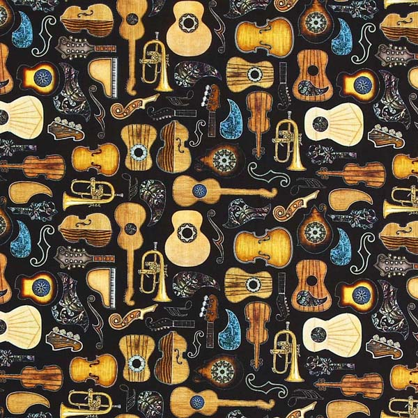QULTING-TREASURES-FINE-TUNING-1649-26847-J MUSIC FABRIC