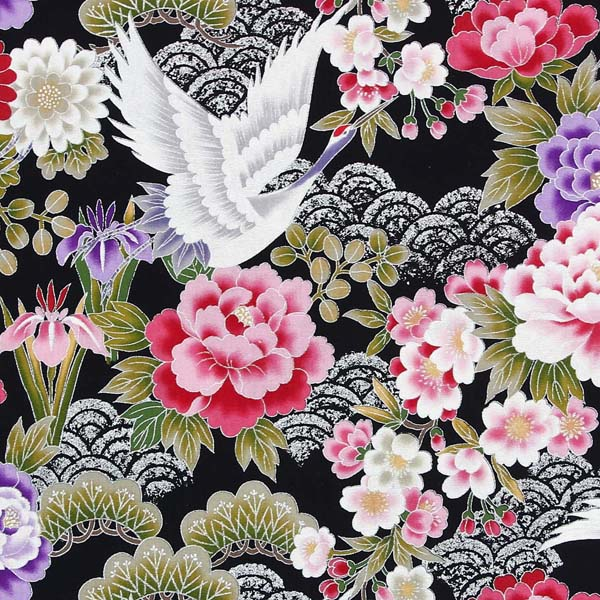 Click to view Oriental and Asian style fabrics