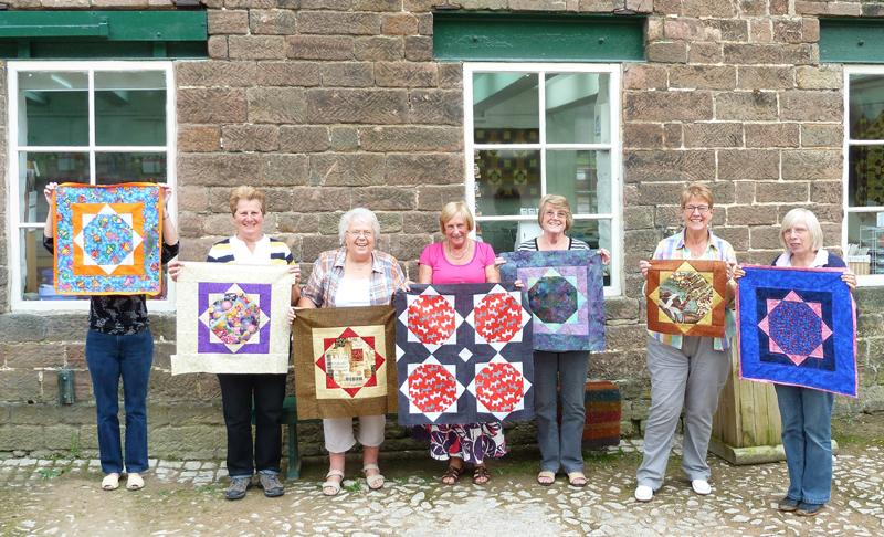 workshops at quiltessential in Derbyshire : quilt workshop - Adamdwight.com