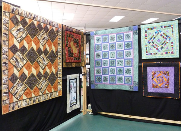 Quiltessential Uttoxeter Exhibition